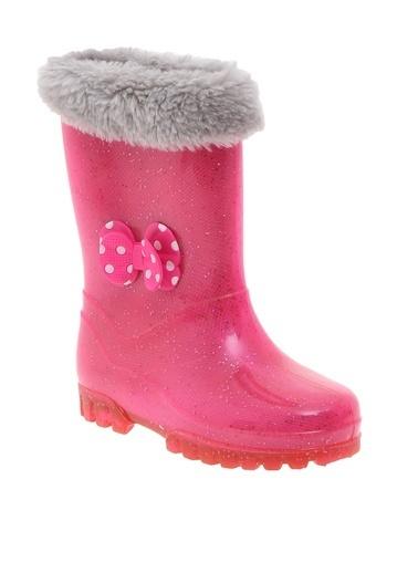 Pink Step Çizme Fuşya